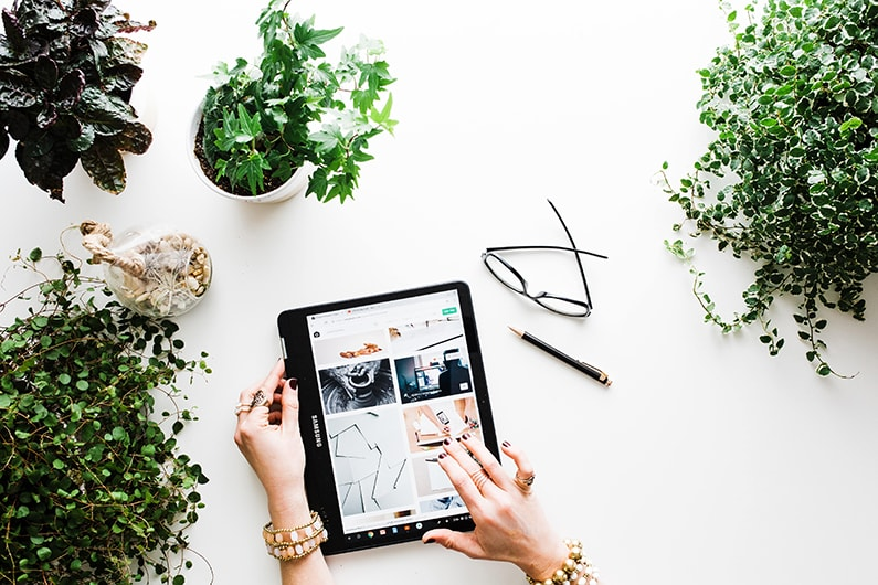 online shoppen populair
