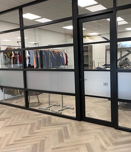 shirtsenzo showroom