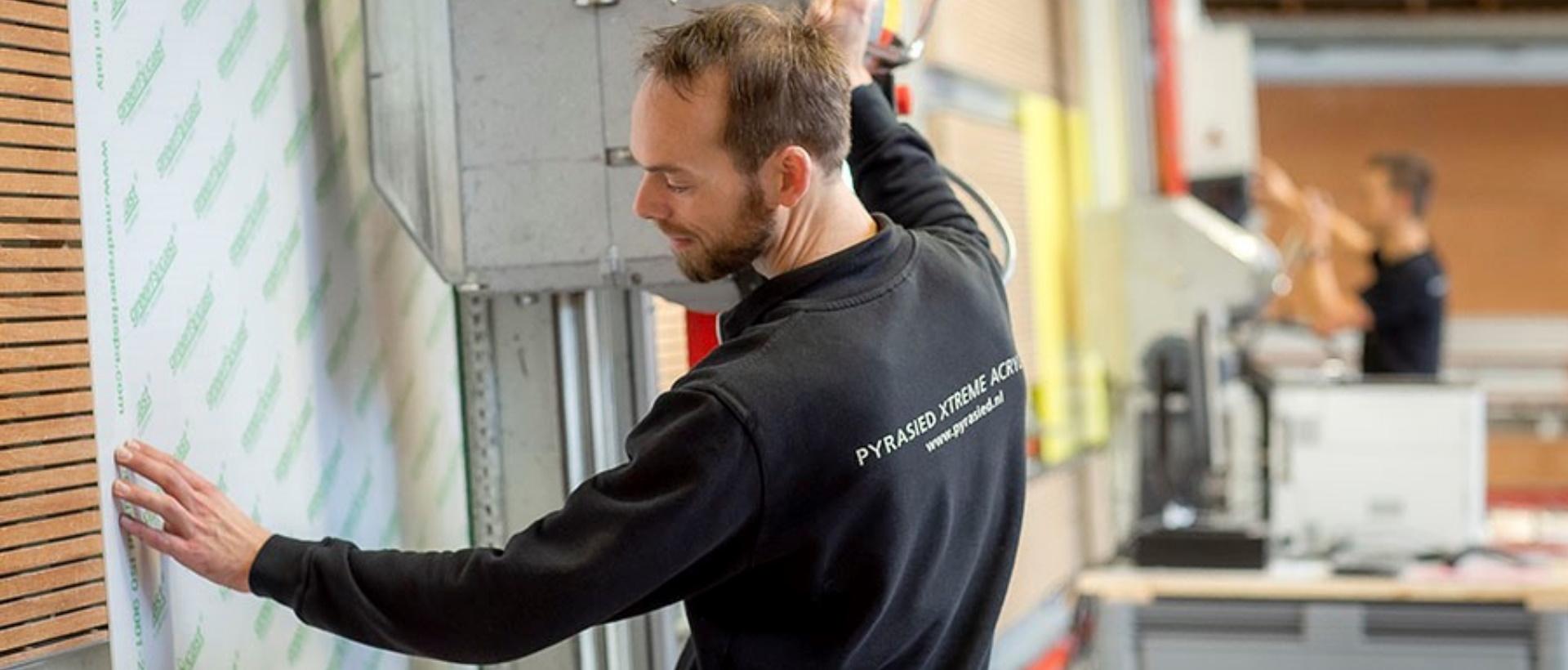 De samenwerking tussen Brandmerck en PyraSied